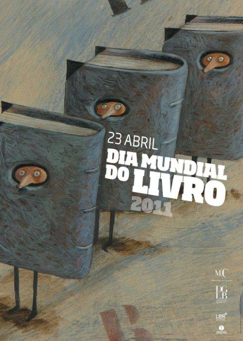 Dia Mundial do Livro 2011
