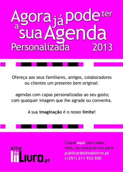 Agendas 2013 personalizadas