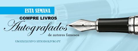Compre livros autografados de autores famosos