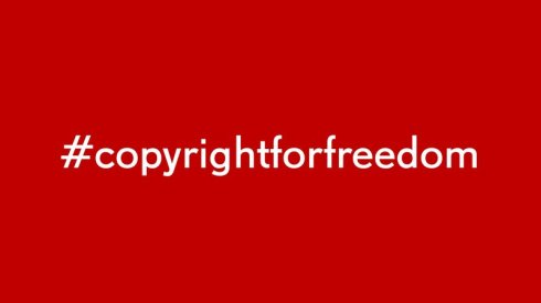 Support creation – support freedom of expression, support copyright
