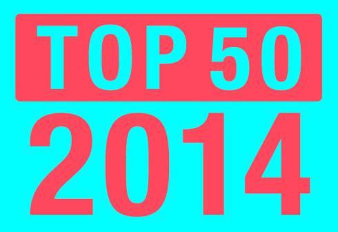 Os 50 melhores livros de 2014